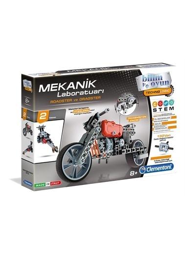Clementoni  Mekanik Laboratuvarı Roadster Ve Dragster 64298 Renkli
